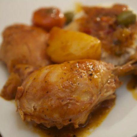 chicken-fricassee