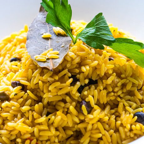 yellow-rice